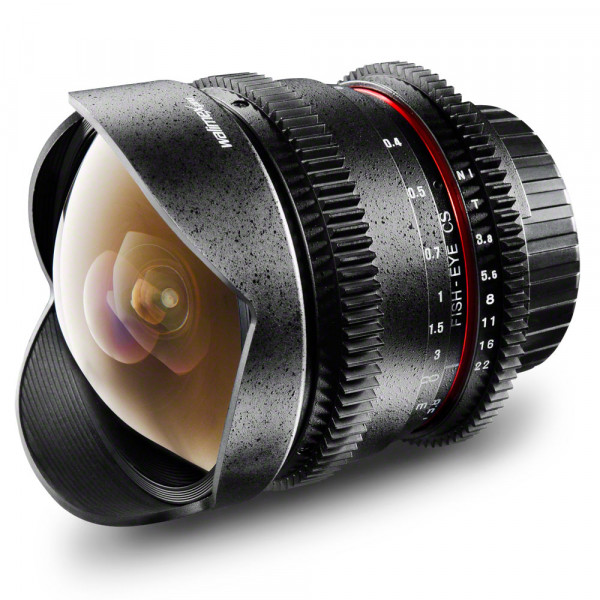 walimex pro 8/3,8 Fisheye Video APS-C Sony E