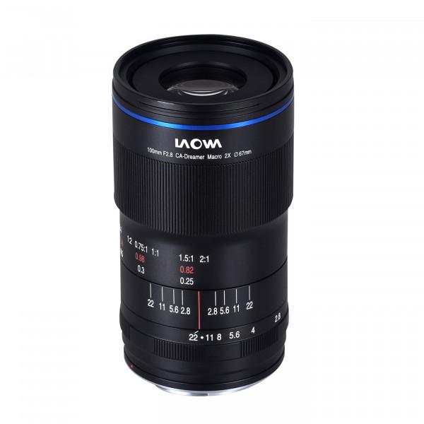 LAOWA 100mm f/2,8 2:1 M UltraMacro APO Objektiv f. Canon EF