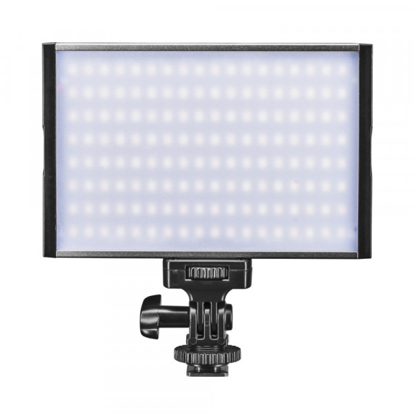 Walimex pro Niova 150 Bi Color 15 W On Camera LED Leuchte