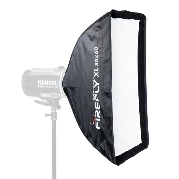 aurora Firefly XL softbox 30 x 60 cm für Elinchrom