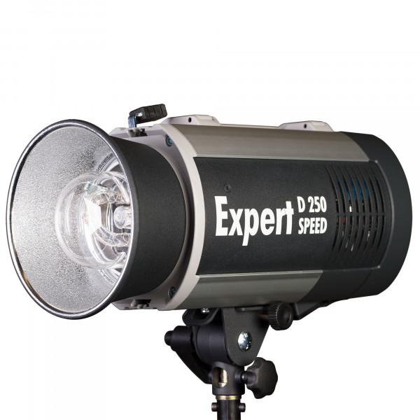 HENSEL Exprt D 250 Speed Kompaktblitzgerät