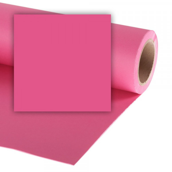 Colorama Hintergrundkarton 1,35 x 11m - Rose Pink