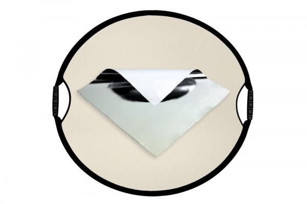 Sunbounce SUN-MOVER PRO SILVER / WHITE neutral -Struktur: Silber glatt - Rückseite Weiß matt