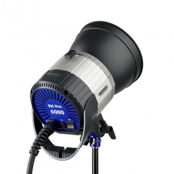 HENSEL EH Pro 6000 Multivoltage, belastbar bis 6000 Ws
