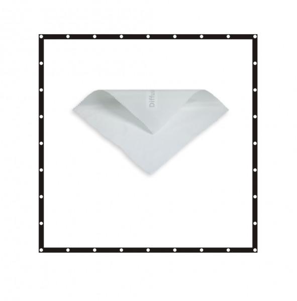 Sunbounce CAGE BUTTERFLY WHITE ARTIFICIAL SILK -2/3rd neutral -Struktur: -2/3 Blendenverlust, reduziert den Kontrast stark