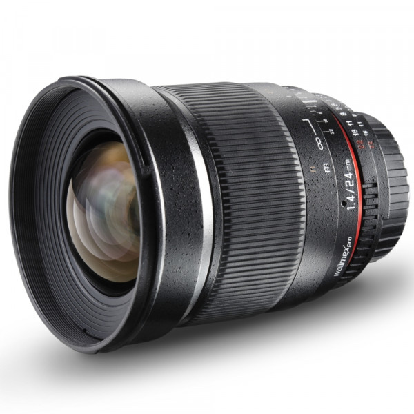Walimex pro 24/1,4 DSLR Canon EF