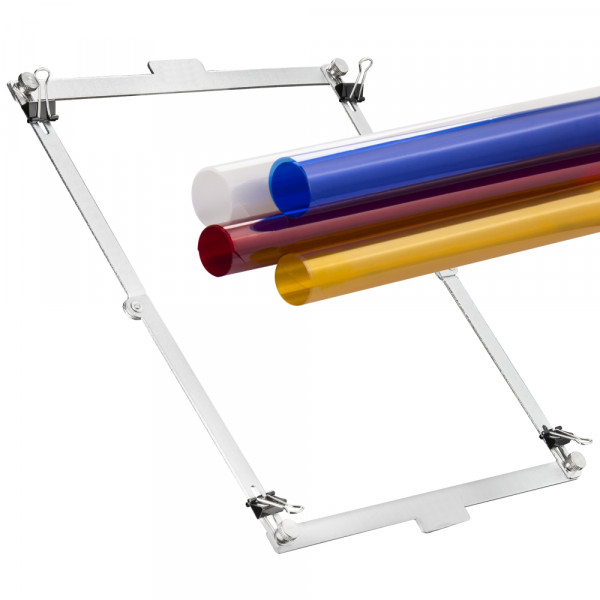 Walimex Farbfilter-Set für Hintergrundreflektor