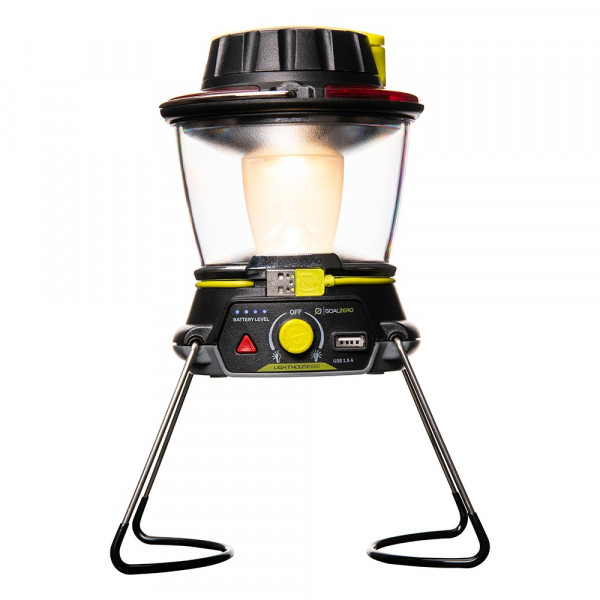 Goal Zero Lighthouse 600 & USB Power Hub