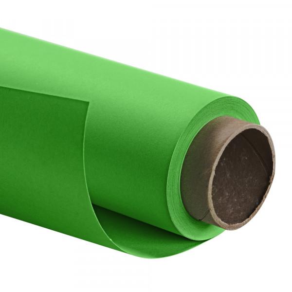 walimex pro Papierhintergrund 2,72x11m, green