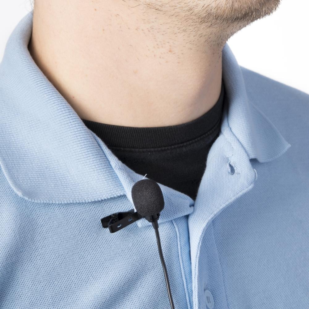 Walimex pro Boya LM10 Smartphonemikrofon 3,5mm by studio-ausruestung.de