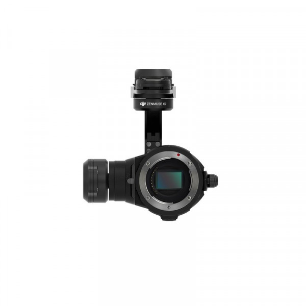 DJI Zenmuse X5 4K 16MP MFT Kamera mit Gimbal OHNE Objektiv