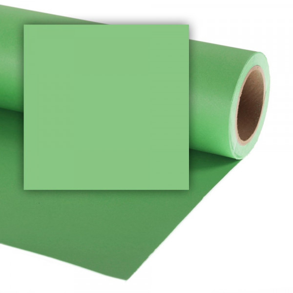 Colorama Hintergrundkarton 1,35 x 11m - Summergreen