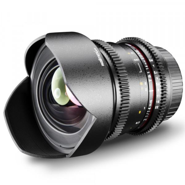 Walimex pro 14/3,1 Video DSLR Sony E
