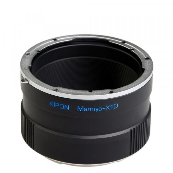 Kipon Adapter für Mamiya 645 auf Hasselblad X1D