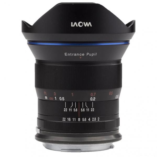 LAOWA 15mm f/2,0 Zero-D Objektiv für Canon RF
