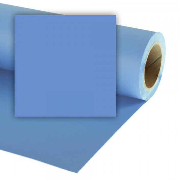 Colorama Hintergrundkarton 1,35 x 11m - Bluebell