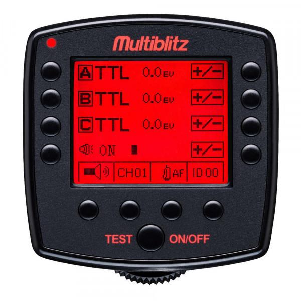 Multiblitz TTL-Trigger N für M6-TTL mit Nikon