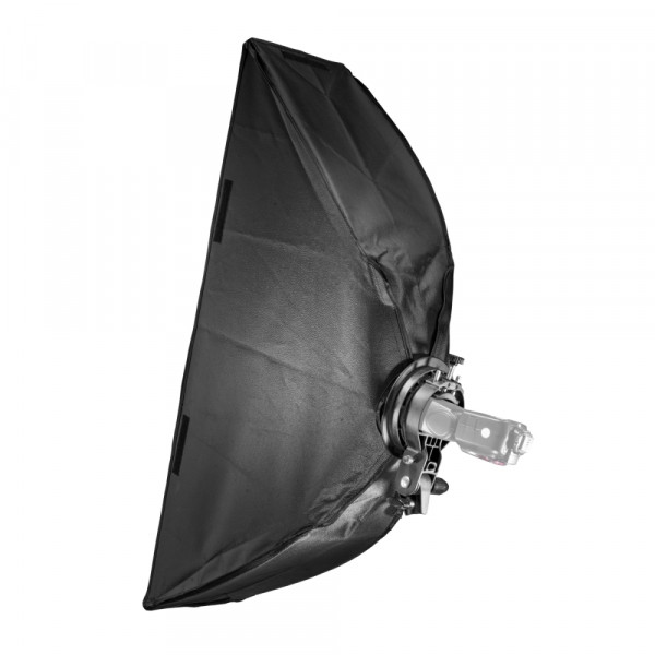 Walimex pro Striplight 25x90cm für Kompaktblitze