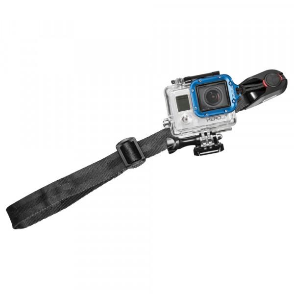 Mantona Linsenring inkl. Handschlaufe für GoPro