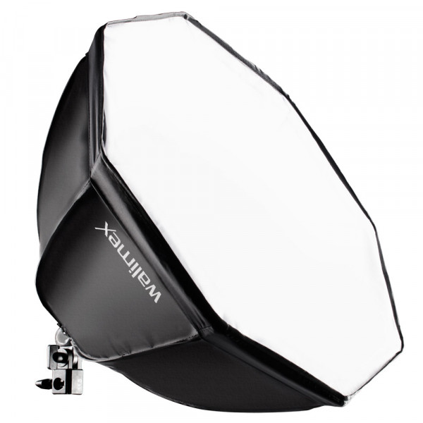 walimex pro Daylight 250 Octagon Softbox Ø55cm 50W B-Ware