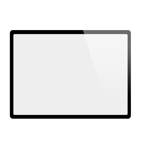 Delamax L'ARMURE Displayschutz aus 6-Schicht-Glas für Fujifilm X-T1