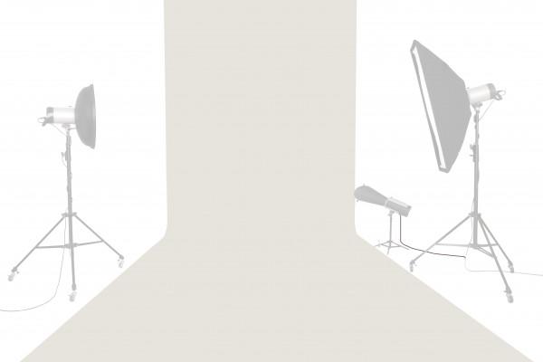Tetenal Hintergrundkarton 1,35x11m, Soft Gray