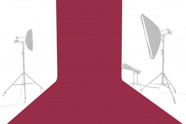 Tetenal Hintergrundkarton 1,35x11m, Crimson