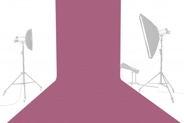 Tetenal Hintergrundkarton 1,35x11m, Ruby