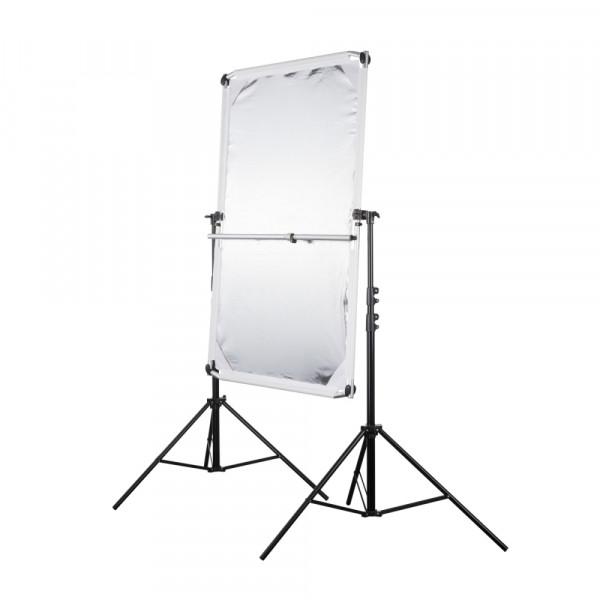 Walimex pro 4in1 Reflektorsegel-Set 100x150cm 5tlg