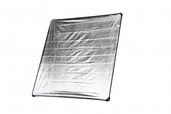 aurora Lite Panel Set 80 x 80 cm, Silber/Weiß (LP 88)