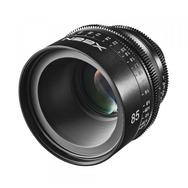 XEEN Cinema 85mm T1,5 Nikon F Vollformat