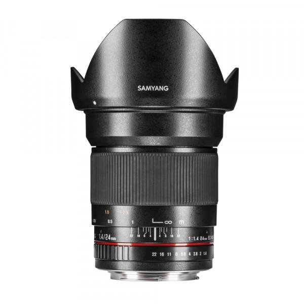 Samyang MF 24mm F1,4 Canon EF - Neuware -