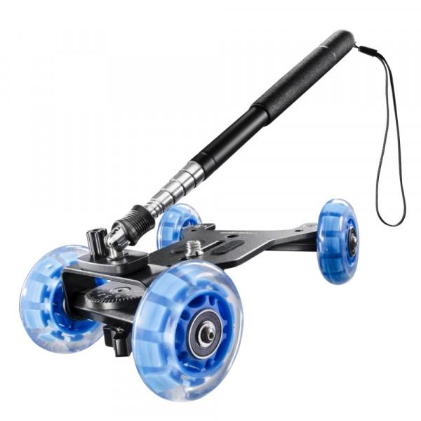 Walimex pro Kamerawagen Mini Telescope für DSLR
