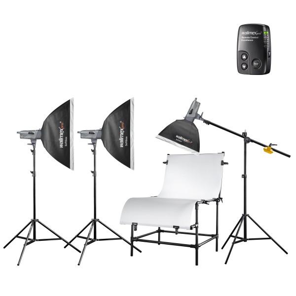 walimex pro VE Produkt Fotografie Set Profi