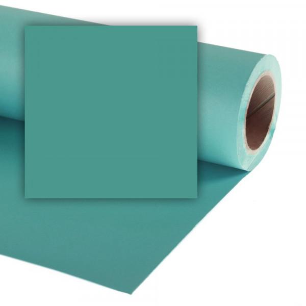 Colorama Hintergrundkarton 1,35 x 11m - Seablue
