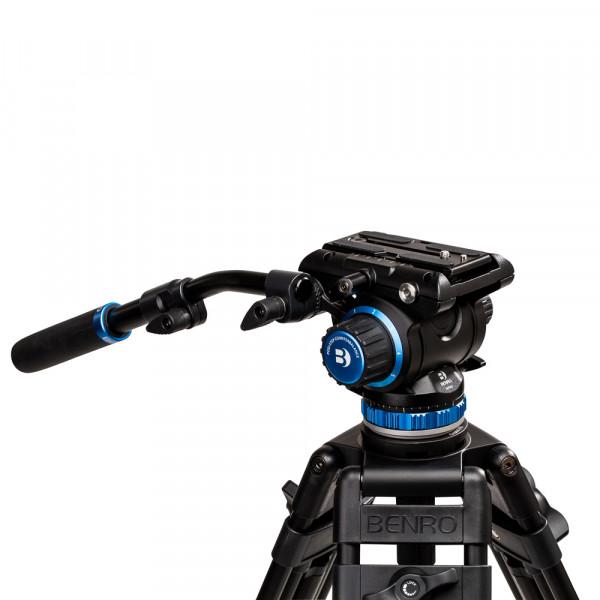 Benro S6PRO Videoneiger - Belastbarkeit 6kg