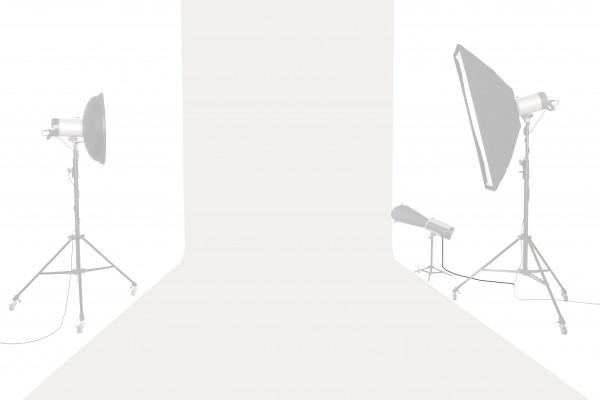 Tetenal Hintergrundkarton Langrolle 2,72x25m, Super White