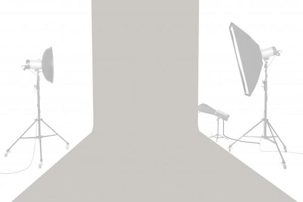 Tetenal (Savage) Hintergrundkarton 2,72x11m, TV Gray