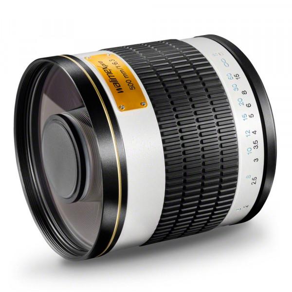 Walimex pro 500/6,3 DSLR Spiegel Sony A