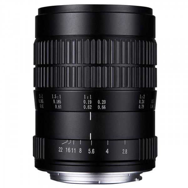 LAOWA 60mm f/2,8 Ultra-Macro 2:1 Objektiv für Nikon F