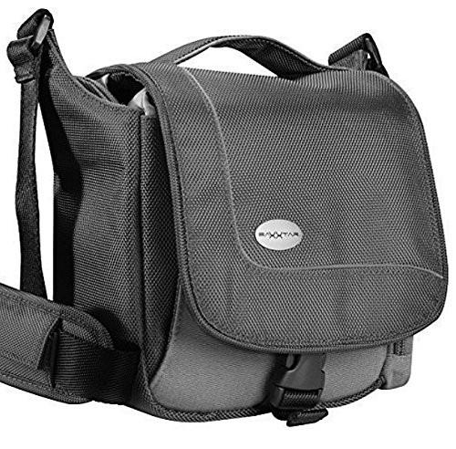 Baxxtar Sportsbag SLR Kameratasche schwarz V3