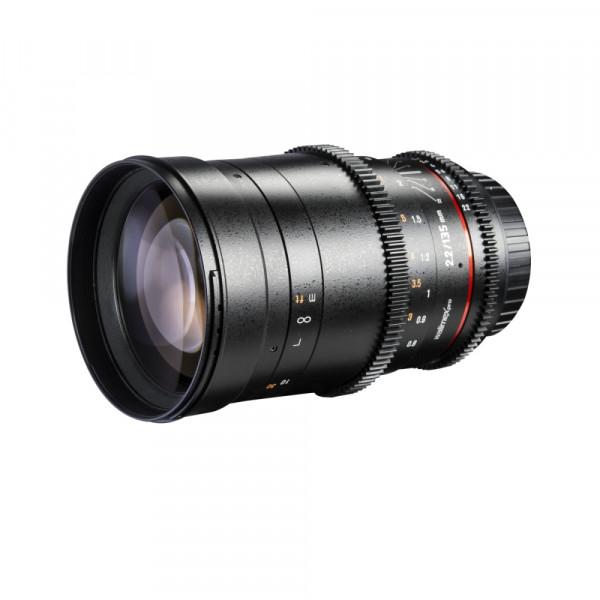 Walimex pro 135/2,2 Video DSLR Nikon F