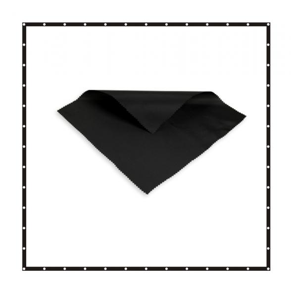 Sunbounce SCREEN BUTTERFLY/OVERHEAD BLACK/POLYESTER BLACK Nahtlos (12x12 mit 2 Nähten, 20x20 mit 4 Nähten