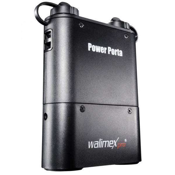 walimex pro Power Porta 4500 schwarz für Sony B-Ware