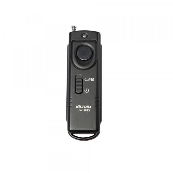 JYC Kabelloser Fernauslöser JY-110-N1 für Nikon MC-30