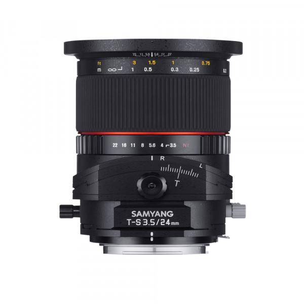Samyang MF 24mm F3,5 DSLR T/S Fuji X