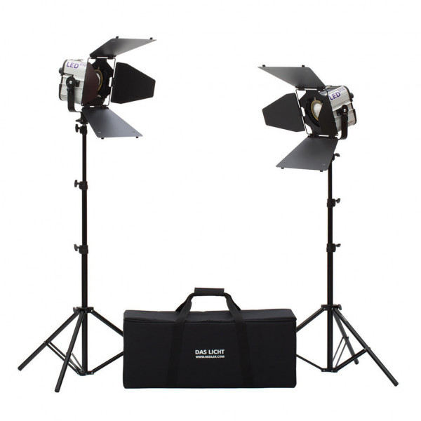 HEDLER Profilux LED 650 Pro2Kit (Flächenlicht, dimmbar)
