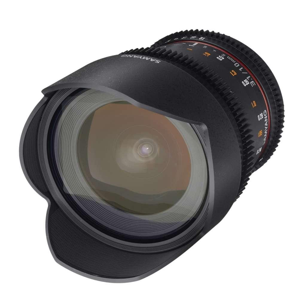 Samyang Mf 10mm T3, 1 Video Aps-C Canon Ef By Studio