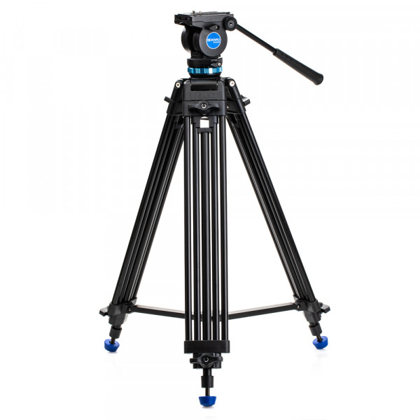Benro KH25P Videostativ Kit mit Videoneiger