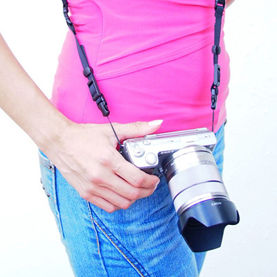 Carry Speed Schulter-/Nackengurt M-Sling rot